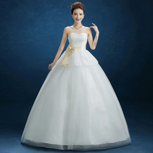 """Платье свадебное """"Лайт-пачка"""" белый цвет 42, 44, 46 размер"""