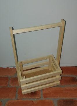 Ящик реечный с ручкой 20*13*34 см (малый)
