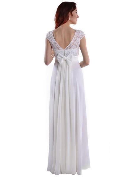 Платье свадебное айвори