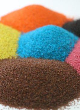Купить для свадебной песочной церемонии. Цветной песок 500 гр