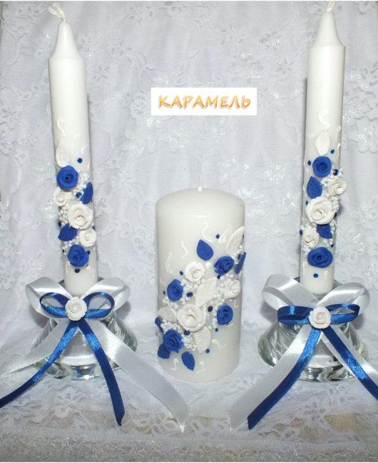 """Набор свечей """"Семейный очаг"""""""