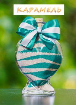 """купить недорого свадебный набор для песочной церемонии. Набор для песочной церемонии """"Сердце на двоих"""""""