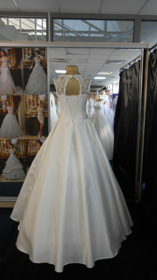 Свадебное платье айвори ПОД ЗАКАЗ