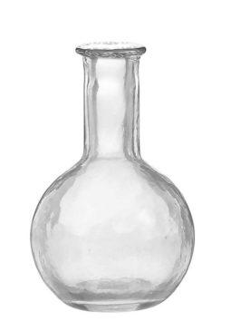 Купить круглый прозрачный сосуд. Сосуды для засыпания песка с пробкой (пара)