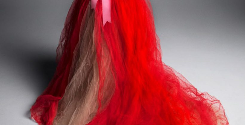 30 цветных свадебных платьев