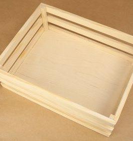 Ящик реечный 30*23*10 см (большой) В НАЛИЧИИ.
