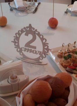 Номерки на столы для рассадки гостей на свадьбу