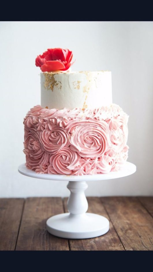 Фальш-ярус для торта из пенопласта диаметром 25 см, выстой 5 см