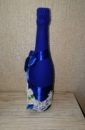 Оформление бутылок на свадьбу (пара, то есть за 2 шт)